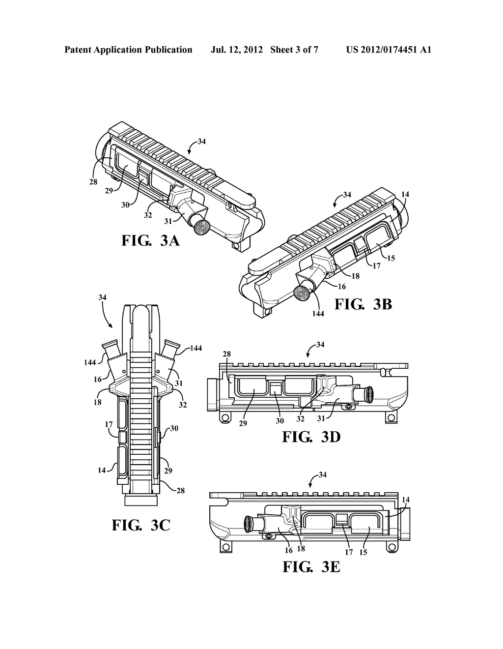 Ar 15 Lower Diagram | Best Wiring Liry