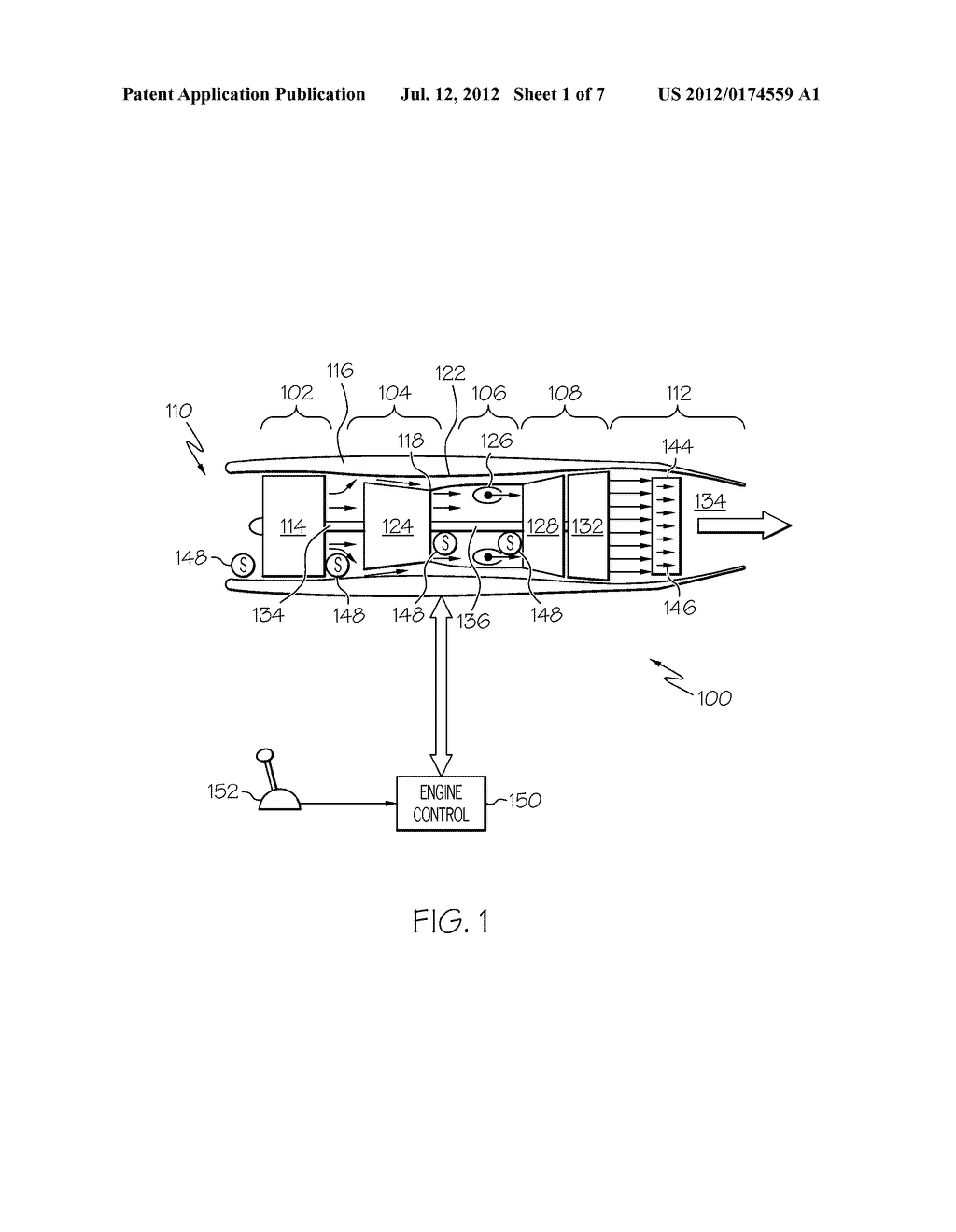 SYSTEM AND METHOD FOR CONTROLLING A GAS TURBINE ENGINE AFTERBURNER ...