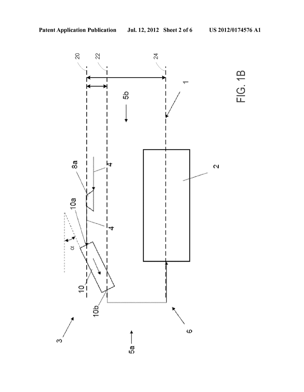 SUPERCHARGED INTERNAL COMBUSTION ENGINE AND METHOD FOR OPERATING AN     INTERNAL COMBUSTION ENGINE OF SAID TYPE - diagram, schematic, and image 03