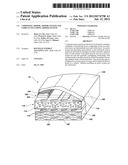 COMPOSITE ARMOR, ARMOR SYSTEM AND VEHICLE INCLUDING ARMOR SYSTEM diagram and image