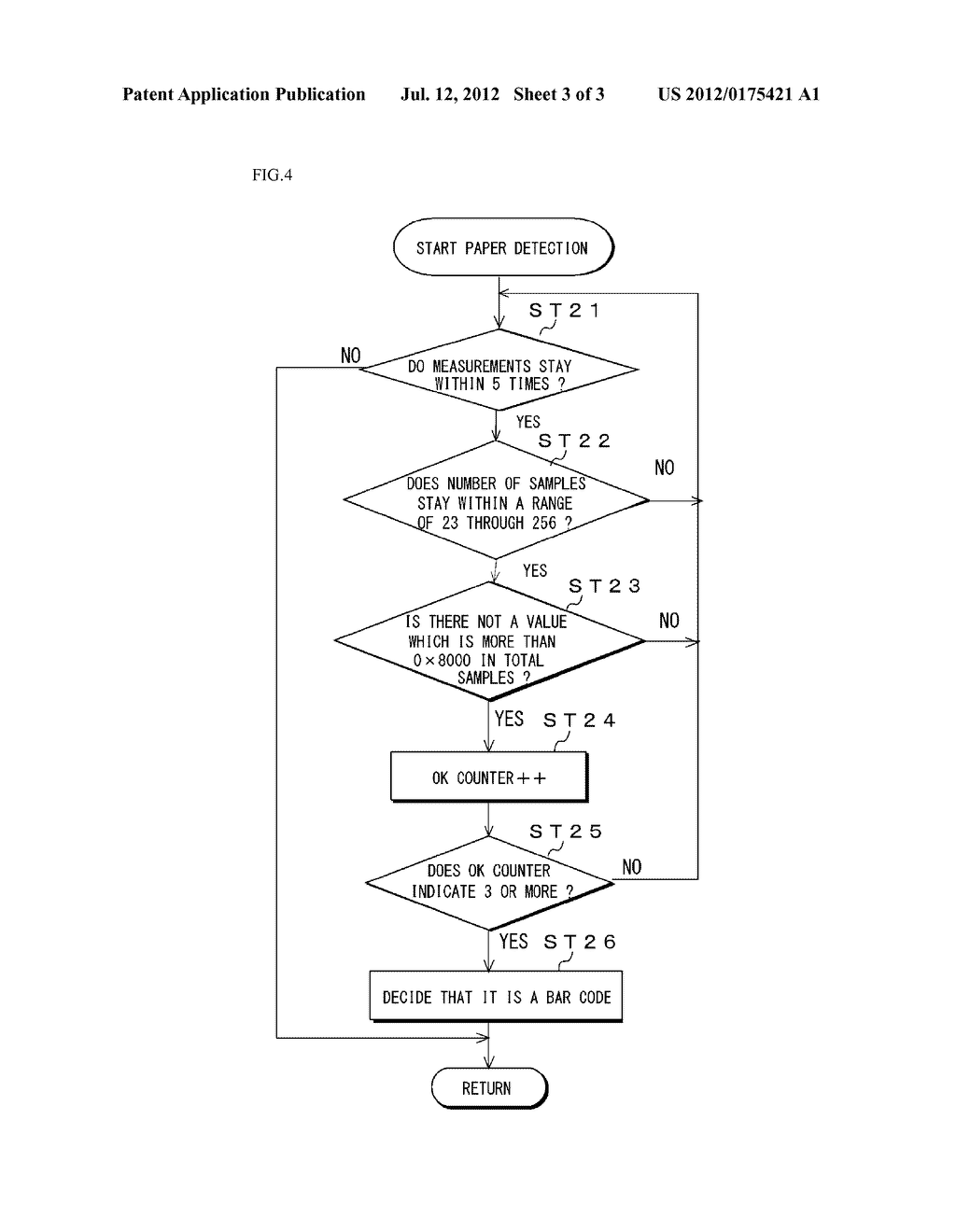 Optical-Information-Reading Apparatus and Control Method Thereof - diagram, schematic, and image 04