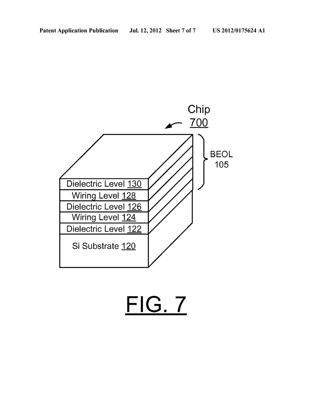 IMPLEMENTING VERTICAL SIGNAL REPEATER TRANSISTORS UTILIZING WIRE VIAS AS     GATE NODES - diagram, schematic, and image 08