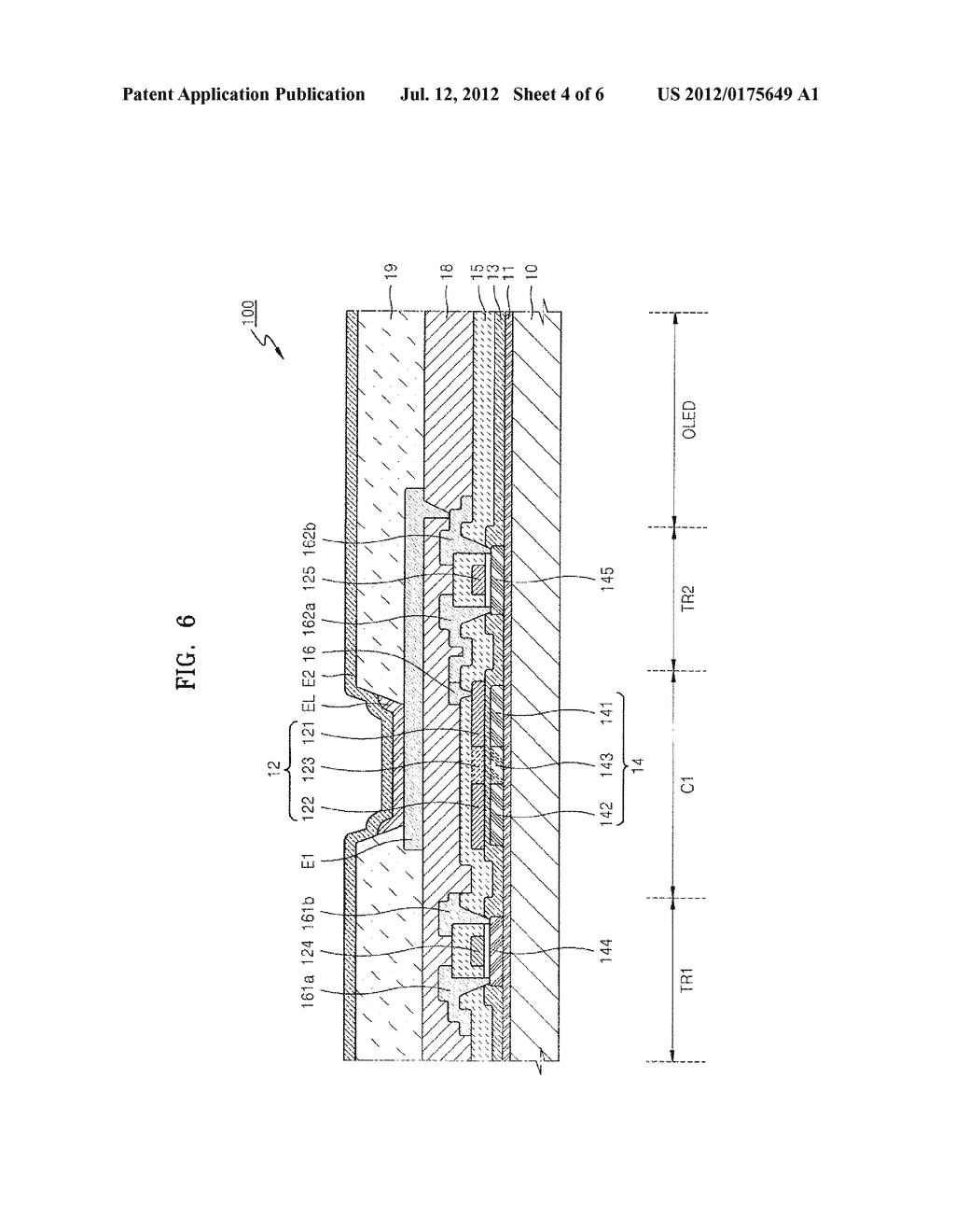 Capacitor Device and Display Apparatus Having the Same - diagram, schematic, and image 05