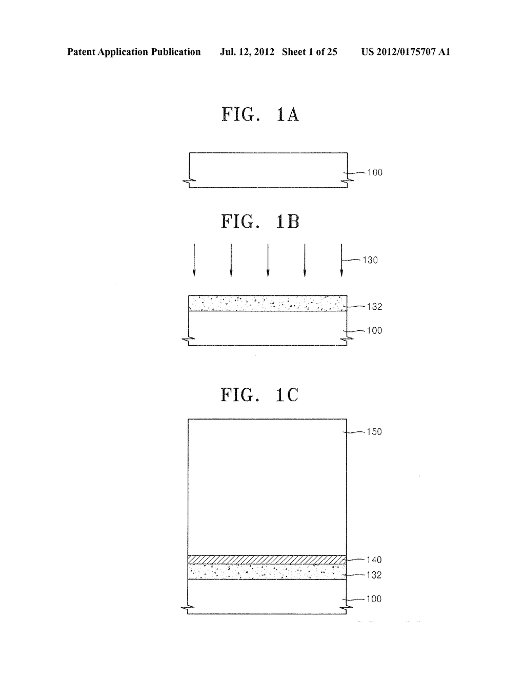 SEMICONDUCTOR DEVICE INCLUDING METAL SILICIDE LAYER AND FABRICATION METHOD     THEREOF - diagram, schematic, and image 02