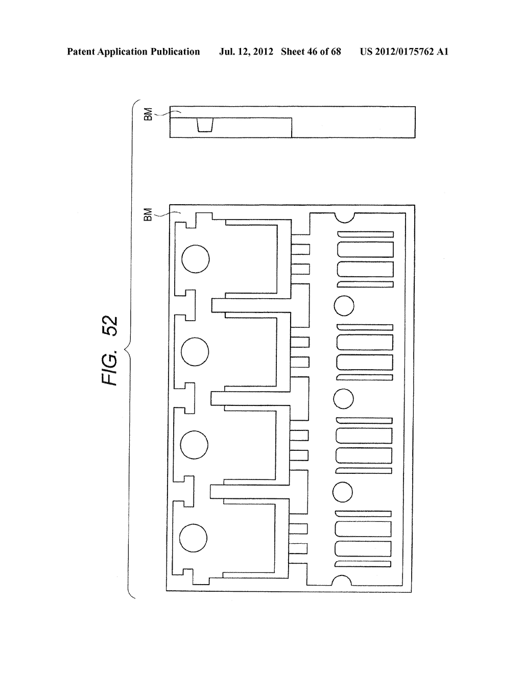 SEMICONDUCTOR DEVICE AND MANUFACTURING METHOD THEREOF - diagram, schematic, and image 47