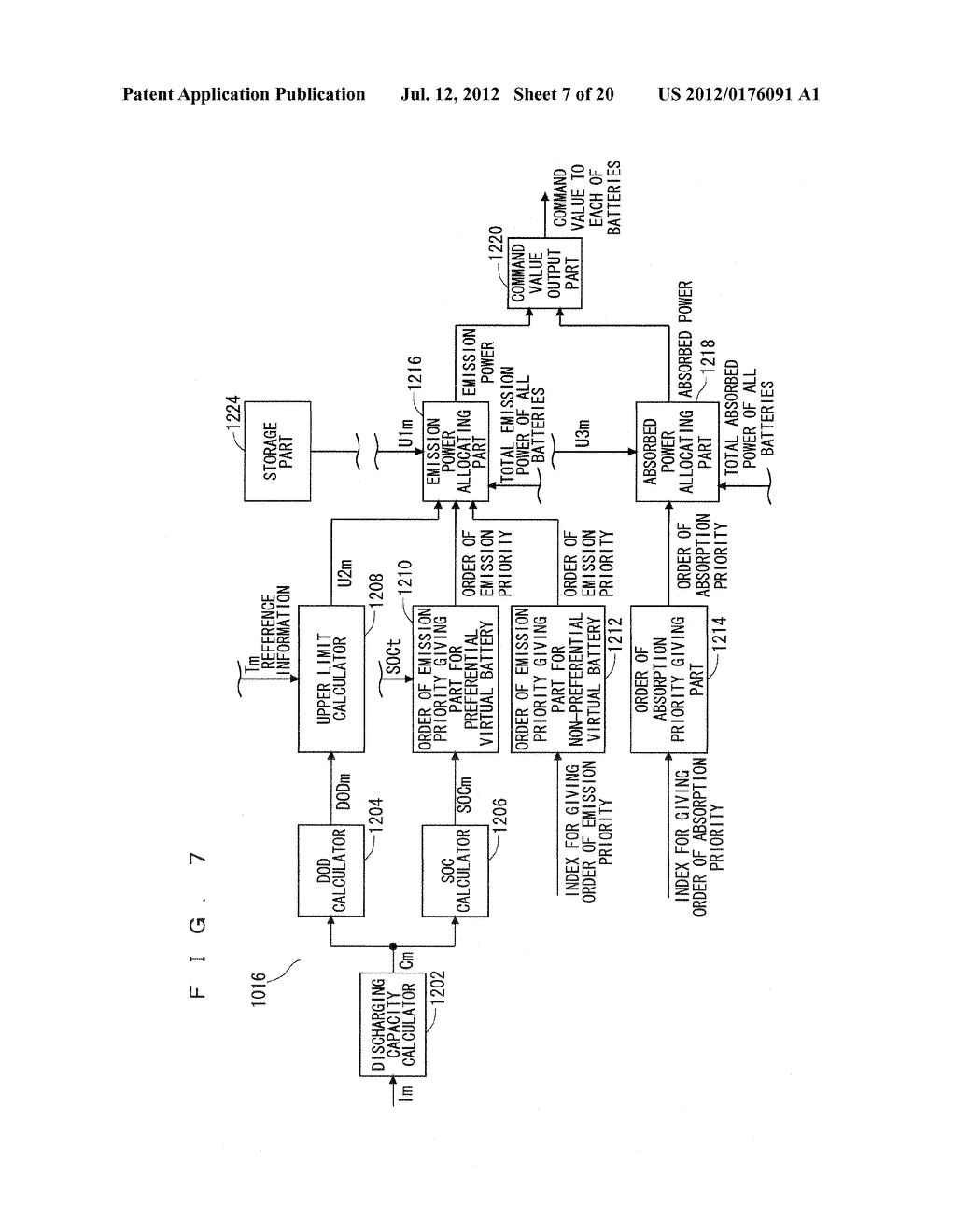 CONTROL APPARATUS, CONTROL APPARATUS NETWORK AND CONTROL METHOD - diagram, schematic, and image 08