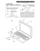 Wireless Mouse Charge Device and Wireless Mouse Charge System diagram and image