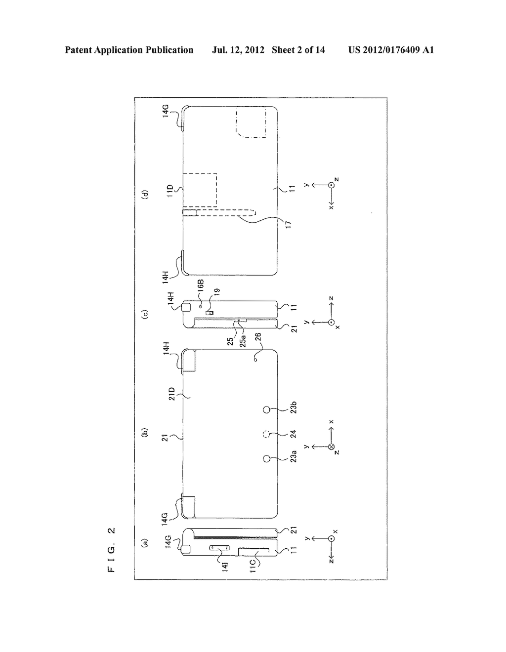 Computer-Readable Storage Medium Having Image Processing Program Stored     Therein, Image Processing Apparatus, Image Processing System, and Image     Processing Method - diagram, schematic, and image 03