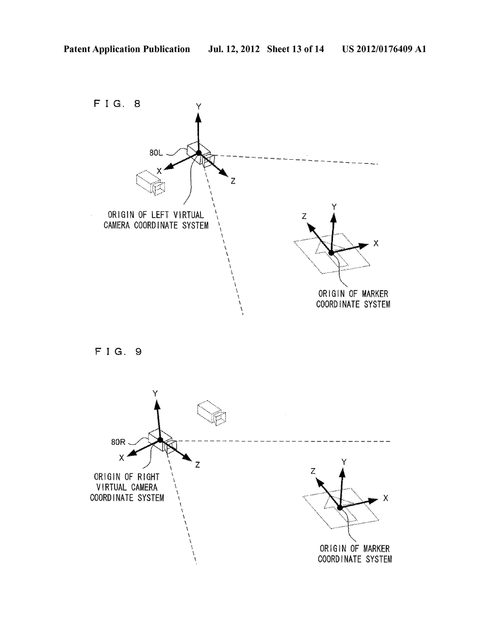 Computer-Readable Storage Medium Having Image Processing Program Stored     Therein, Image Processing Apparatus, Image Processing System, and Image     Processing Method - diagram, schematic, and image 14