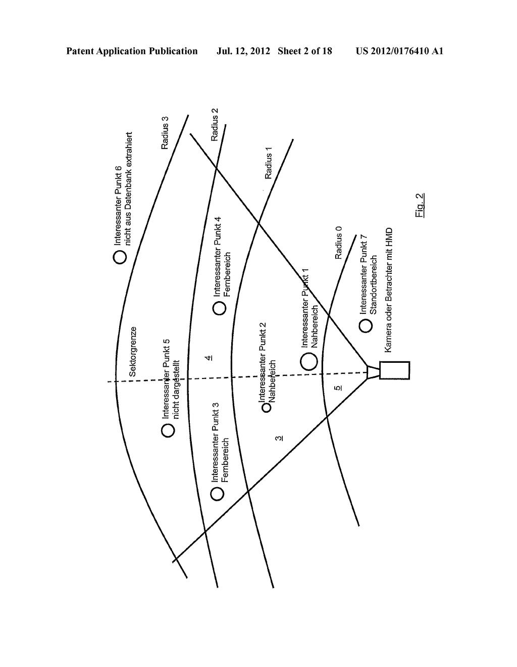 METHOD FOR REPRESENTING VIRTUAL INFORMATION IN A REAL ENVIRONMENT - diagram, schematic, and image 03