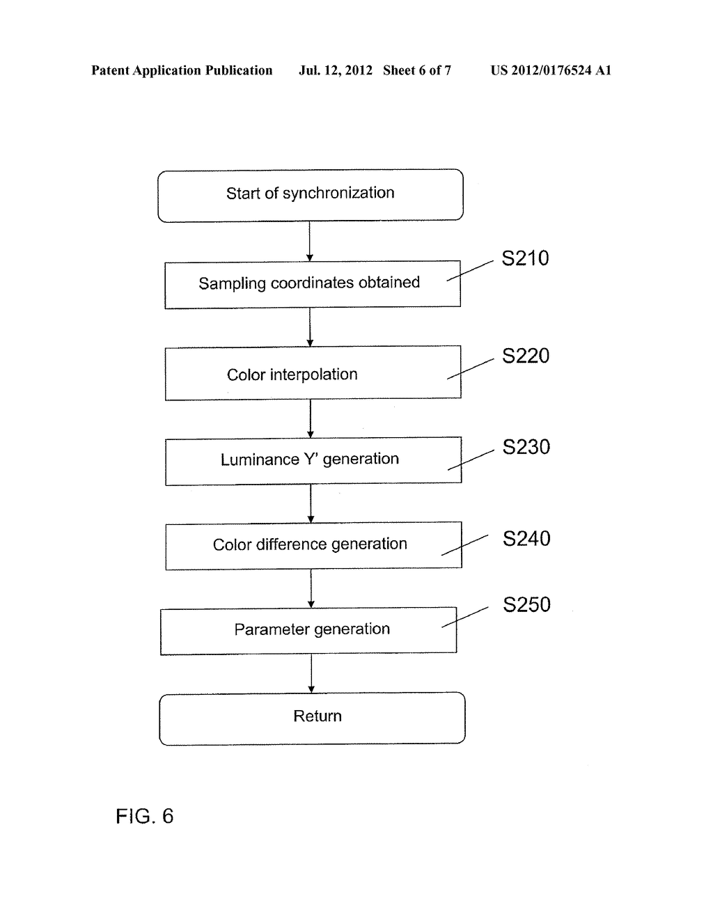 Image Processing Device, Imaging Device, Image Processing Method, Imaging     Method, And Image Processing Program - diagram, schematic, and image 07