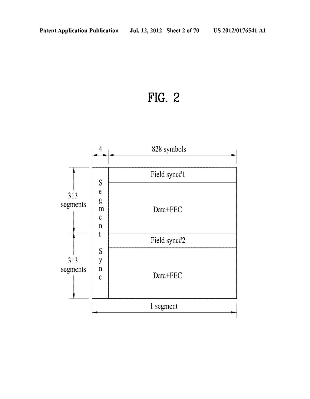 TRANSMITTING/RECEIVING SYSTEM AND METHOD OF PROCESSING BROADCAST SIGNAL IN     TRANSMITTING/RECEIVING SYSTEM - diagram, schematic, and image 03