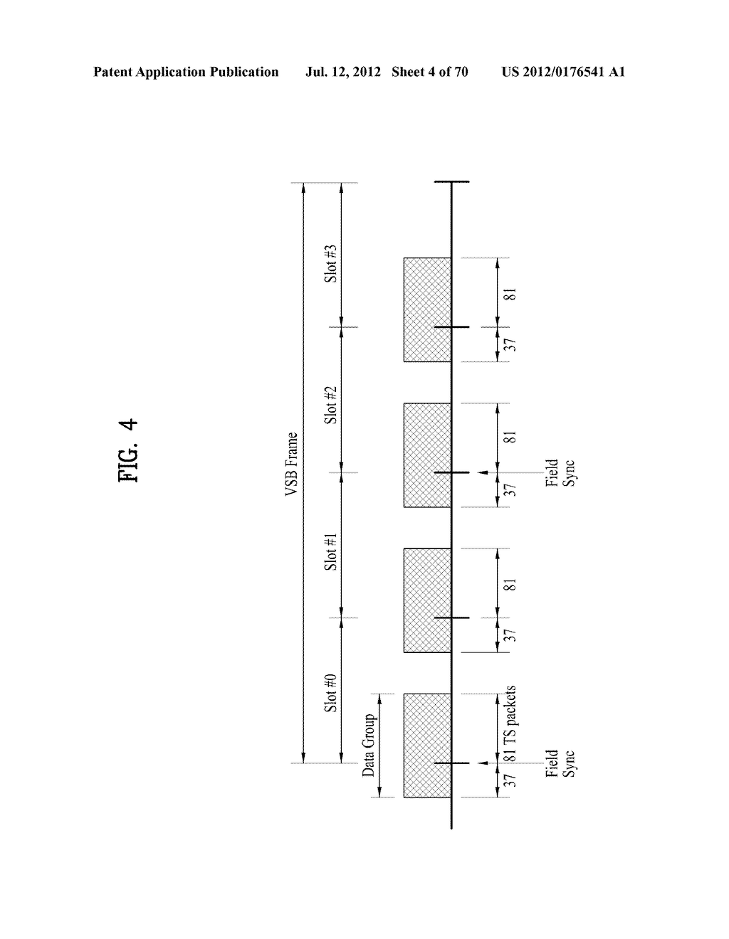 TRANSMITTING/RECEIVING SYSTEM AND METHOD OF PROCESSING BROADCAST SIGNAL IN     TRANSMITTING/RECEIVING SYSTEM - diagram, schematic, and image 05