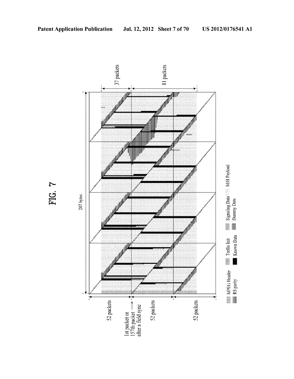 TRANSMITTING/RECEIVING SYSTEM AND METHOD OF PROCESSING BROADCAST SIGNAL IN     TRANSMITTING/RECEIVING SYSTEM - diagram, schematic, and image 08