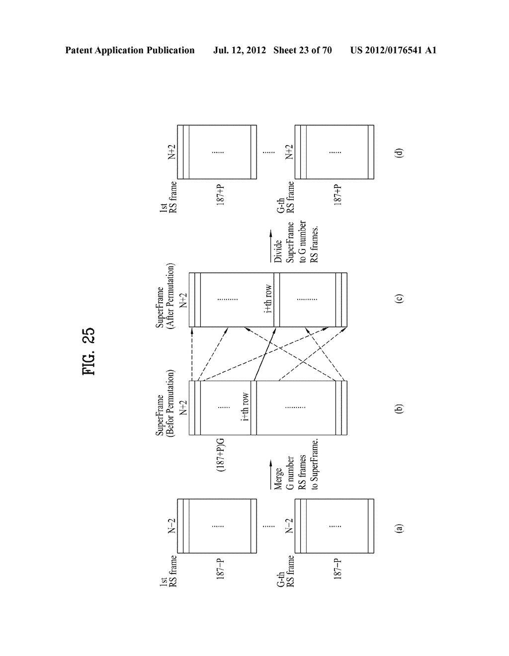 TRANSMITTING/RECEIVING SYSTEM AND METHOD OF PROCESSING BROADCAST SIGNAL IN     TRANSMITTING/RECEIVING SYSTEM - diagram, schematic, and image 24