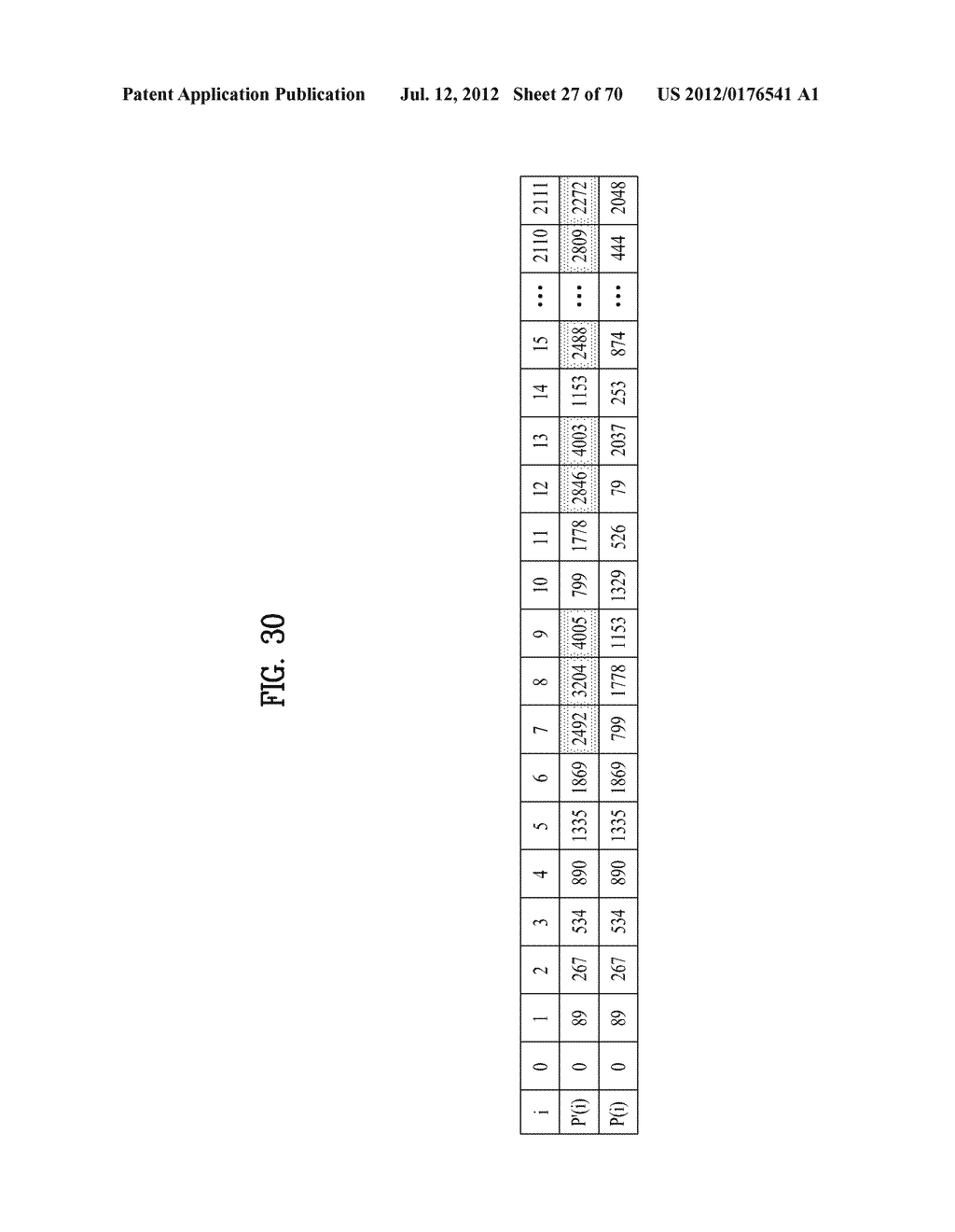 TRANSMITTING/RECEIVING SYSTEM AND METHOD OF PROCESSING BROADCAST SIGNAL IN     TRANSMITTING/RECEIVING SYSTEM - diagram, schematic, and image 28