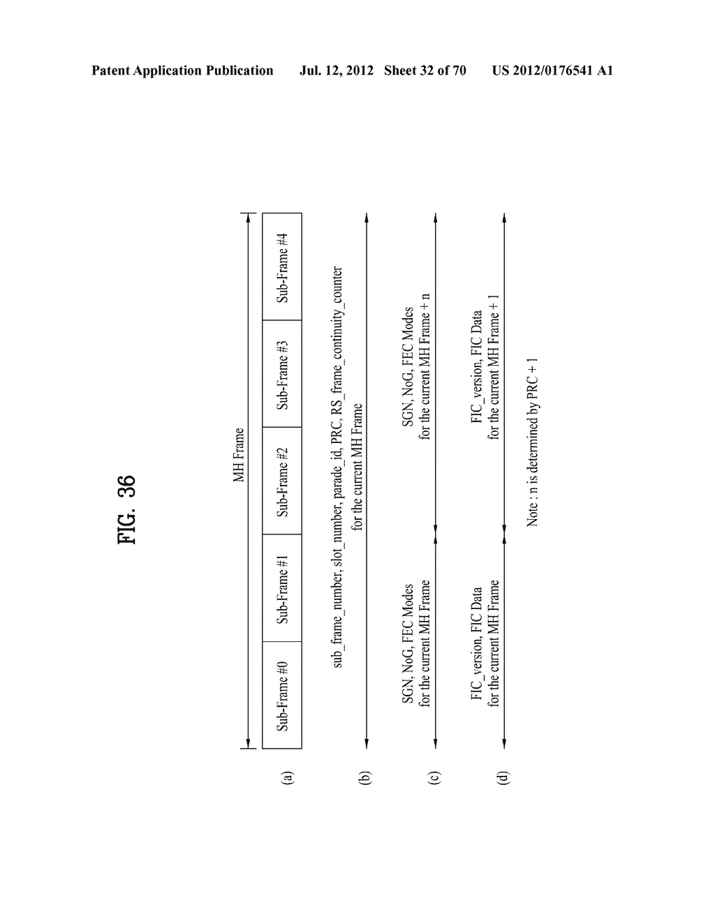 TRANSMITTING/RECEIVING SYSTEM AND METHOD OF PROCESSING BROADCAST SIGNAL IN     TRANSMITTING/RECEIVING SYSTEM - diagram, schematic, and image 33