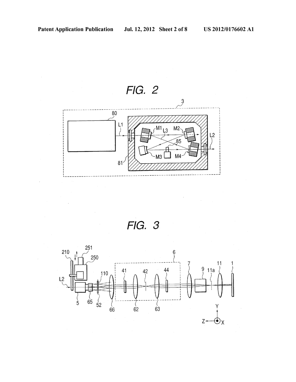 APPARATUS AND METHOD FOR INSPECTING PATTERN - diagram, schematic, and image 03