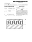 METHOD OF PRODUCING WIRE-GRID POLARIZER AND WIRE-GRID POLARIZER diagram and image