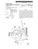 COMBINER POSITIONING SYSTEM FOR HEAD-UP DISPLAY diagram and image