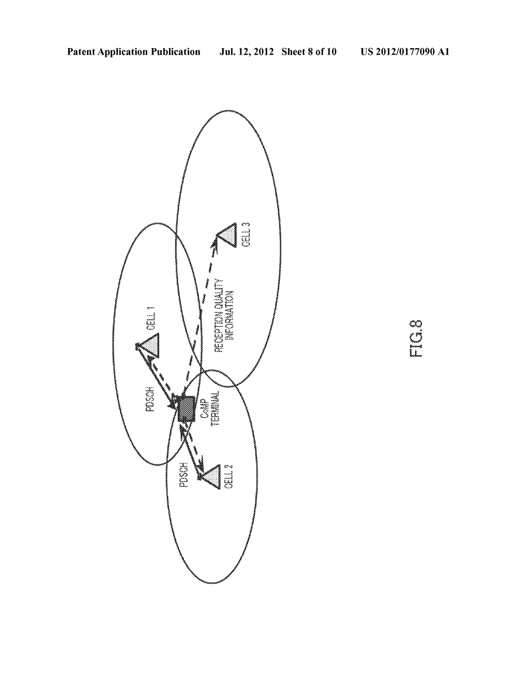 RADIO COMMUNICATION TERMINAL DEVICE AND RADIO COMMUNICATION METHOD - diagram, schematic, and image 09