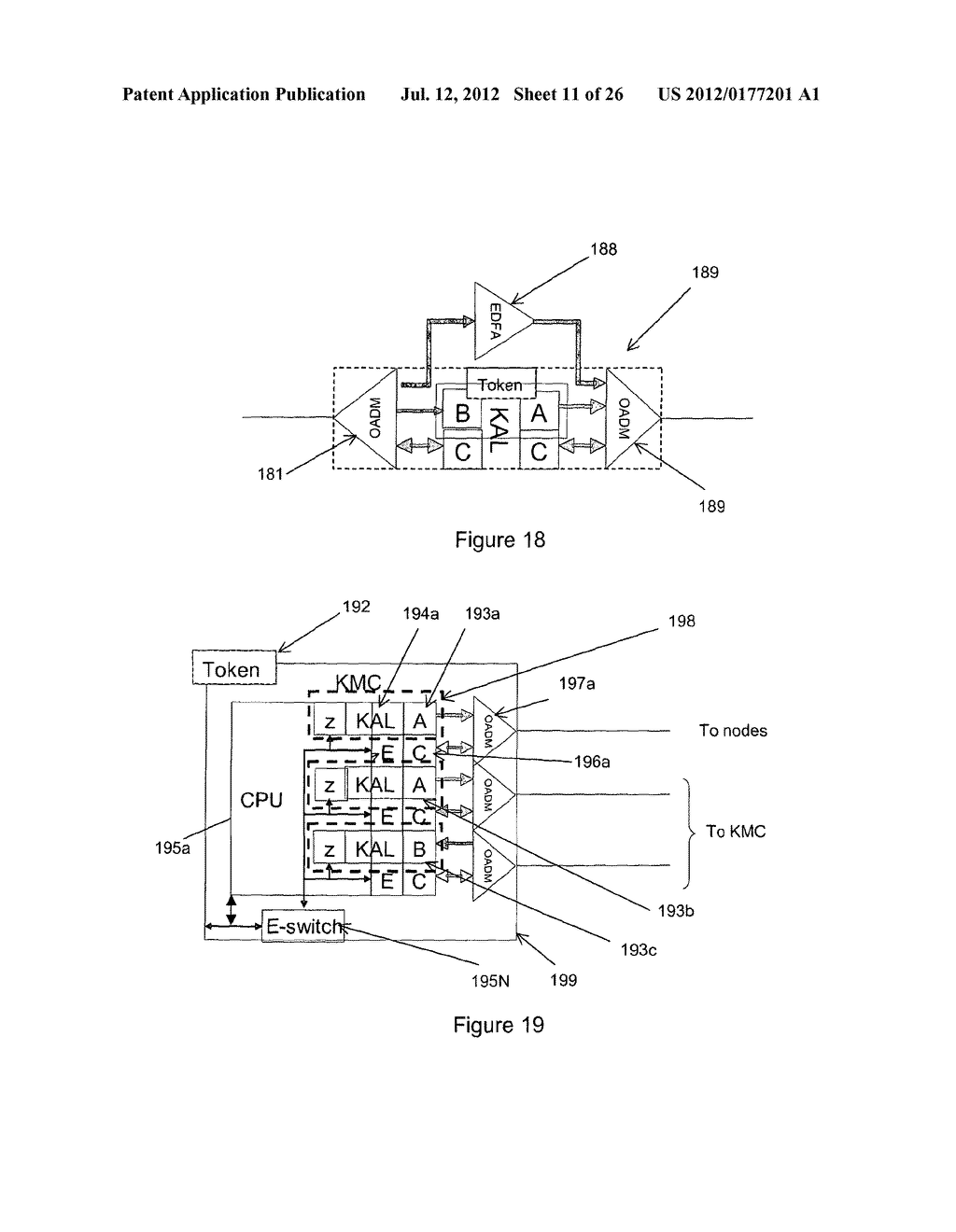 METHODS AND APPARATUS FOR USE IN QUANTUM KEY DISTRIBUTION - diagram, schematic, and image 12