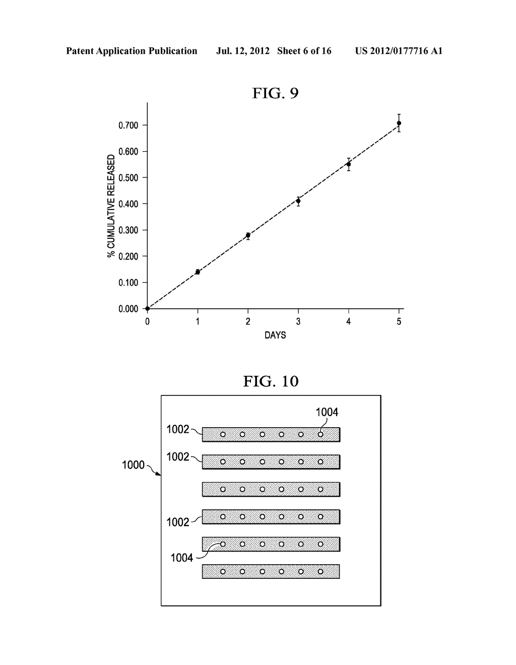 Methods for Making Controlled Delivery Devices Having Zero Order Kinetics - diagram, schematic, and image 07