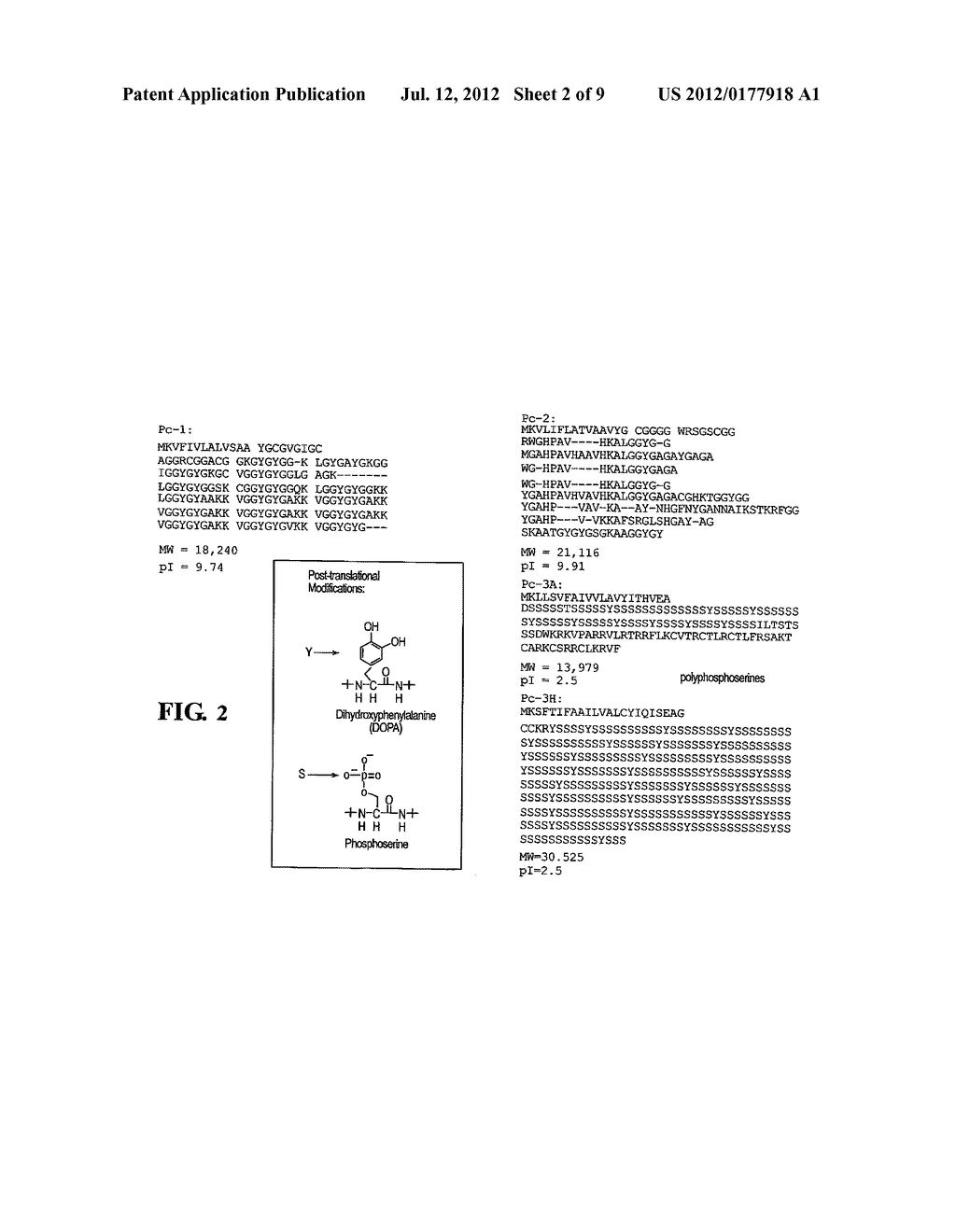 SIMPLE ADHESIVE COACERVATES AND METHODS OF MAKING AND USING THEREOF - diagram, schematic, and image 03