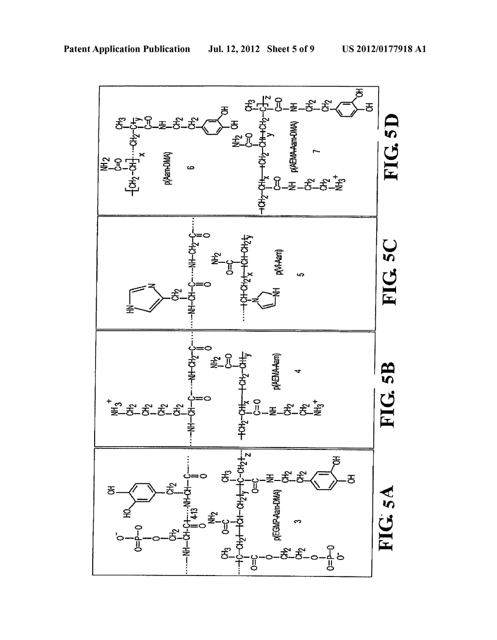 SIMPLE ADHESIVE COACERVATES AND METHODS OF MAKING AND USING THEREOF - diagram, schematic, and image 06