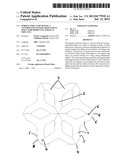 POROUS STRUCTURE HAVING A CONTROLLED PATTERN, REPEATED IN SPACE, FOR     PRODUCING SURGICAL IMPLANTS diagram and image