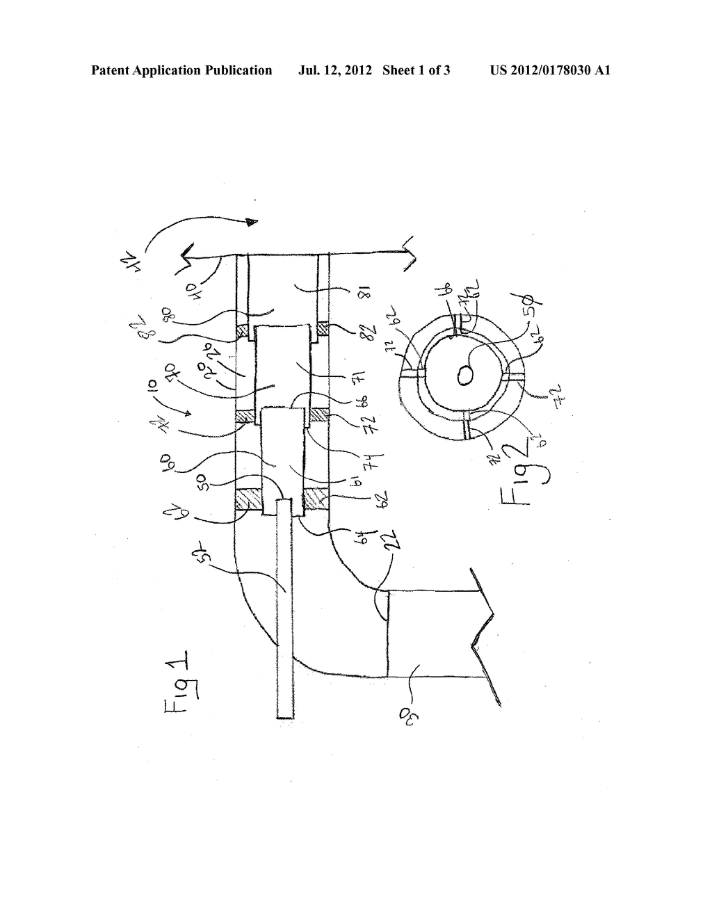 SYSTEM AND METHOD FOR REDUCING EMISSIONS FROM A BOILER - diagram, schematic, and image 02