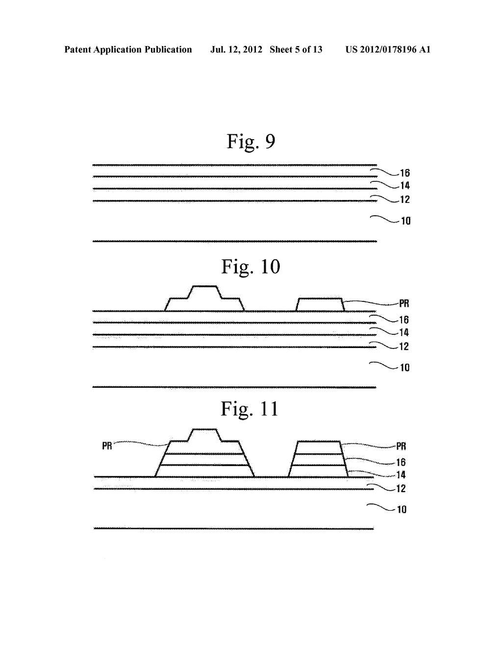 METHOD OF MANUFACTURING ORGANIC LIGHT-EMITTING DISPLAY DEVICE - diagram, schematic, and image 06