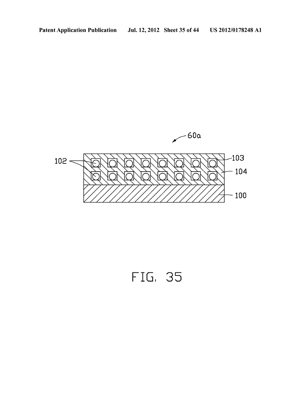 METHOD FOR MAKING EPITAXIAL STRUCTURE - diagram, schematic, and image 36