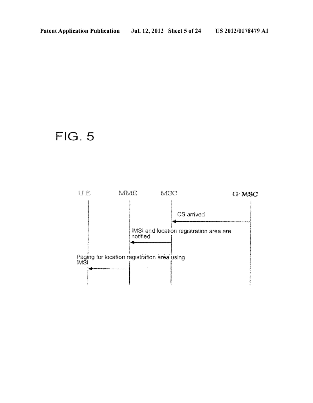 COMMUNICATION METHOD, MOBILE NETWORK SYSTEM AND DEVICE - diagram, schematic, and image 06