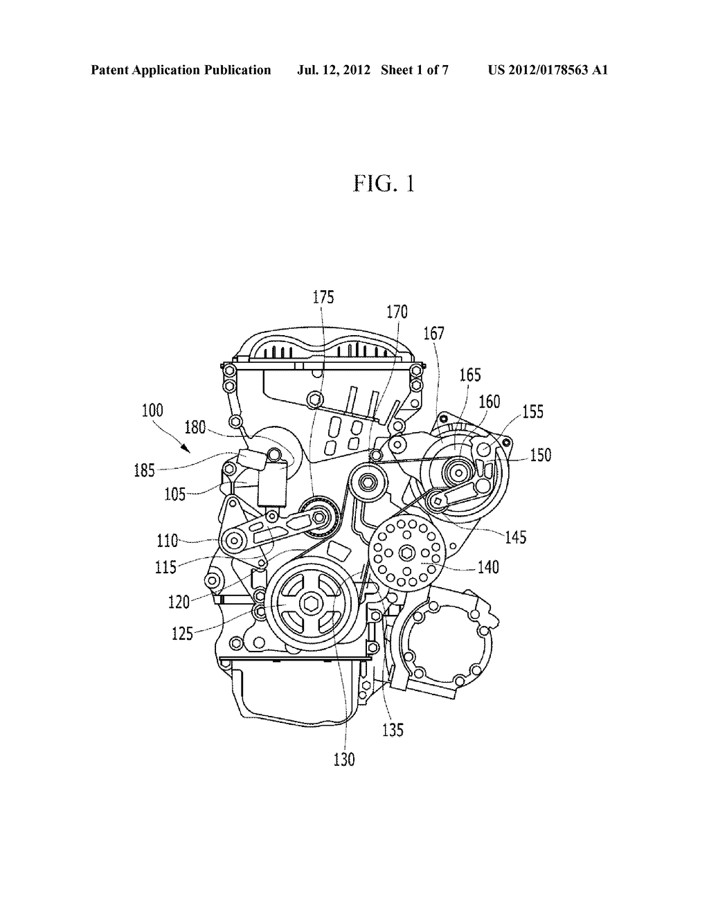 Astonishing Drive Belt System Of Hybrid Engine Diagram Schematic And Image 02 Wiring Cloud Hisonuggs Outletorg