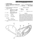 DEVICE FOR APPLYING AN OPHTHALMIC MEDICAMENT MIST diagram and image