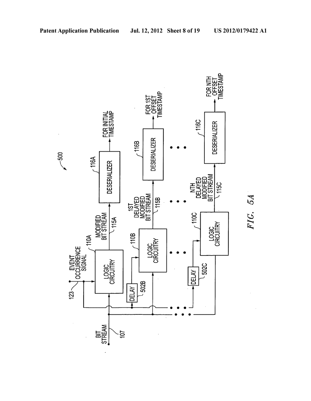 Systems and methods for precise timing measurements using high-speed     deserializers - diagram, schematic, and image 09