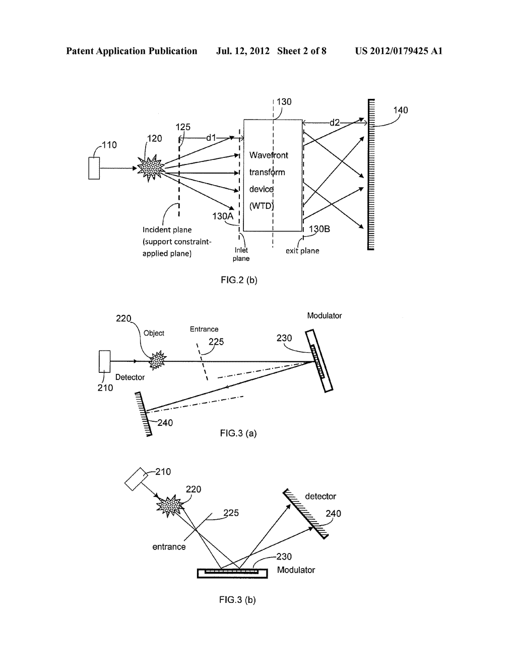 METHOD AND APPARATUS FOR RETRIEVING A PHASE OF A WAVEFIELD - diagram, schematic, and image 03
