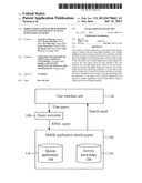 Mobile Application Search Method and System Using Human Activity Knowledge     Database diagram and image