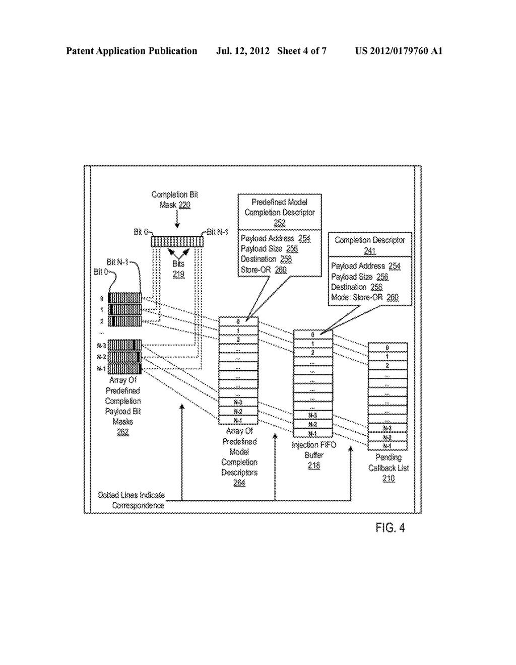 Completion Processing For Data Communications Instructions - diagram, schematic, and image 05
