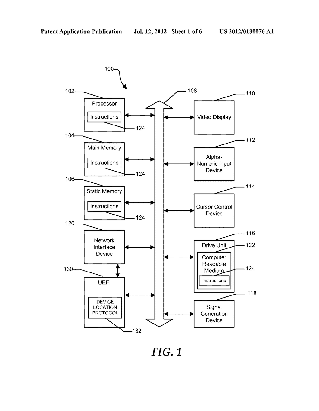 System and Method to Abstract Hardware Routing via a Correlatable     Identifier - diagram, schematic, and image 02