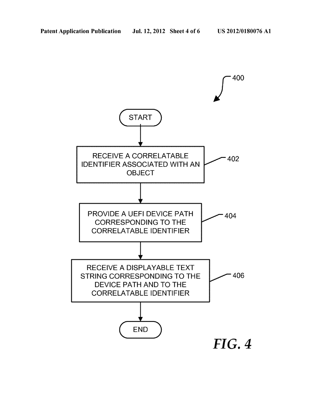 System and Method to Abstract Hardware Routing via a Correlatable     Identifier - diagram, schematic, and image 05