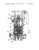 Hybrid turbocharger system with brake energy revovery diagram and image