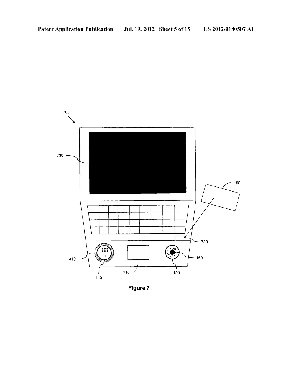 COMPUTER INTERFACE SYSTEM - diagram, schematic, and image 06