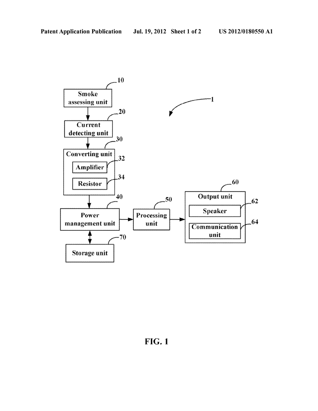 EMERGENCY MESSAGE TRANSMISSION METHOD AND ELECTRONIC DEVICE IMPLEMENTING     THE METHOD - diagram, schematic, and image 02