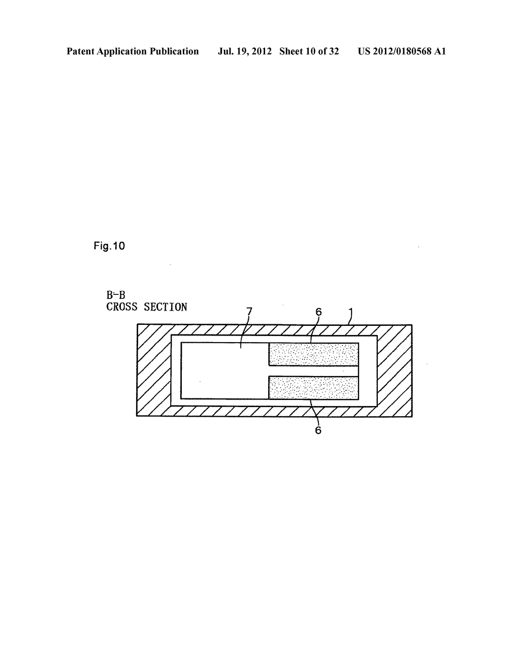 External force detecting device and external force detecting sensor - diagram, schematic, and image 11