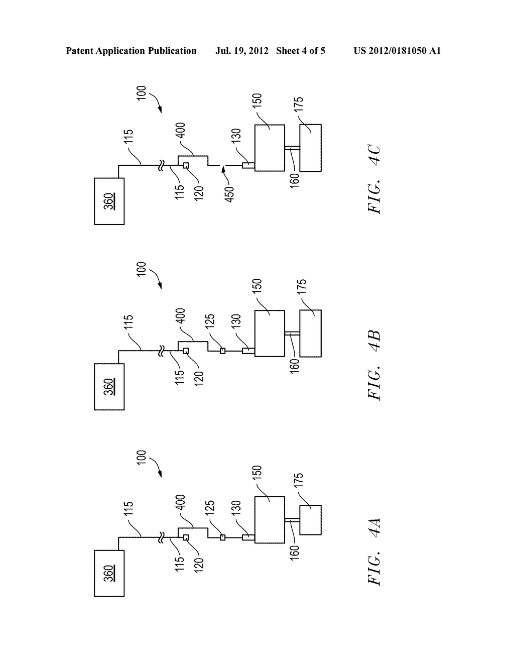 METHOD AND APPARATUS FOR SETTING A PACKER - diagram, schematic, and image 05