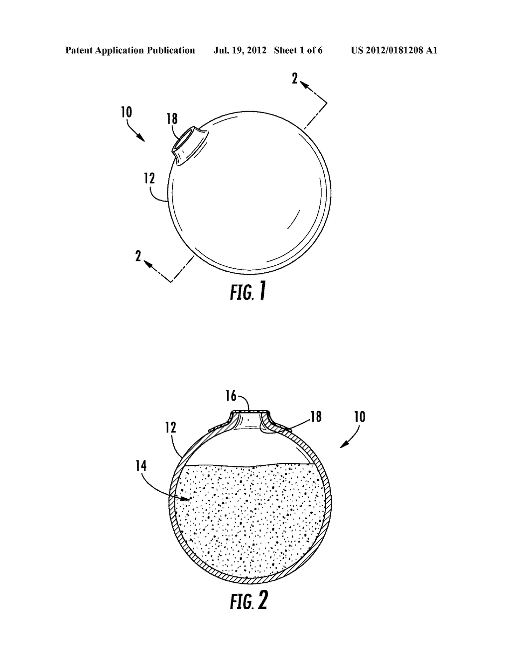 ARTICLE AND METHOD FOR SPREADING A SUBSTANCE ABOUT A SURFACE - diagram, schematic, and image 02