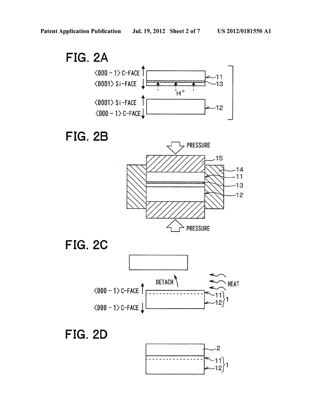 COMPOUND SEMICONDUCTOR SUBSTRATE AND MANUFACTURING METHOD OF THE SAME - diagram, schematic, and image 03