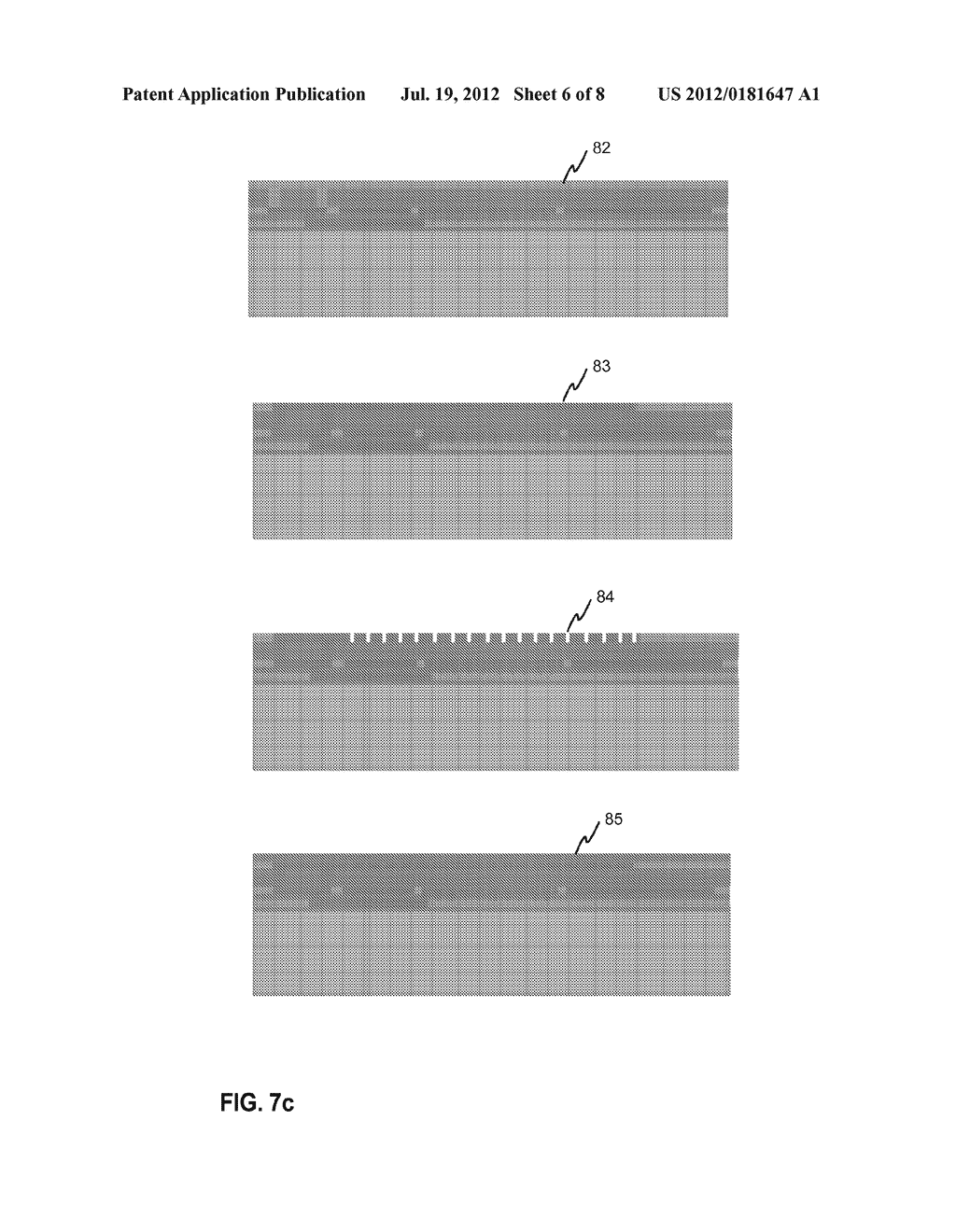 MICROMECHANICAL TUNABLE FABRY-PEROT INTERFEROMETER AND A METHOD FOR     PRODUCING THE SAME - diagram, schematic, and image 07